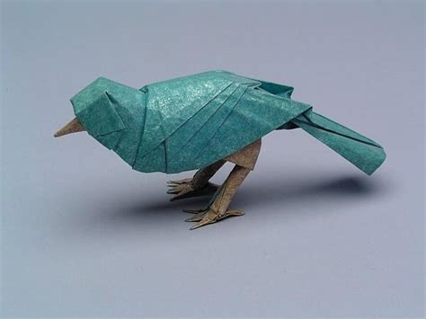 Origami J - origami by robert j lang just imagine daily dose