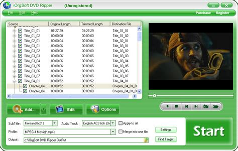format dvd rip dvd ripper convert and burn video to dvd edit dvd menu