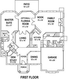 floor master house plans 4 bedroom 3 bath house plan alp 099a chatham design