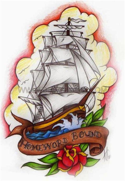 new school ship tattoo dise 209 os de veleros y barcos belagoria la web de los