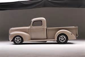 1940 Ford Truck 1940 Ford A Different Point Of View Rod Network
