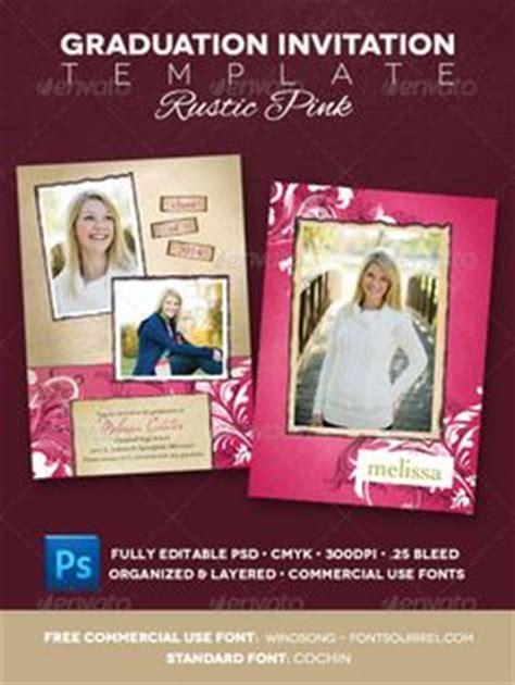 graduation invitation templates for photoshop pinterest the world s catalog of ideas