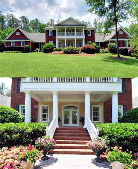 plan  colonial style house plan   bed  bath
