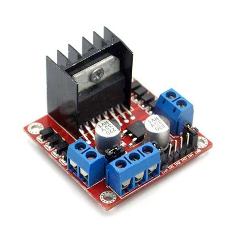 Modul H Bridge Driver Motor L298n Untuk Arduino Jual Modul Driver Stepper Motor L298n