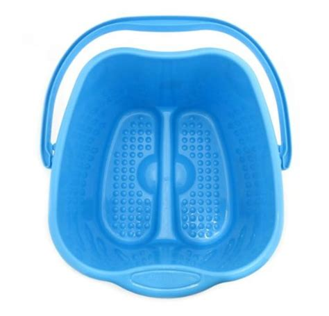 Detox Foot Bath Basin by Ohisu Blue Foot Basin For Foot Bath Soak Or Detox Health