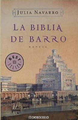 la biblia de barro 8401335515 la biblia de barro julia navarro escritores biblia