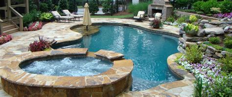 georgia backyard high quality pools and spas atlanta outdoor designs inc