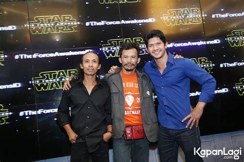 film star wars ada iko uwais perannya di star wars tak sesuai harapan iko uwais malu
