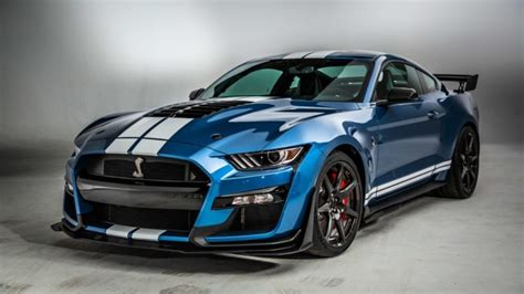 How Much Is The 2020 Ford Mustang Shelby Gt500 a closer look at the 2020 ford mustang shelby gt500