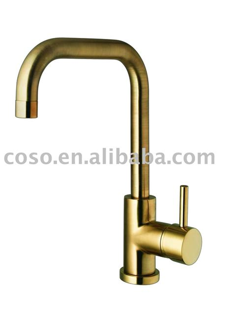 gold kitchen faucet 11 d8372g mi casa