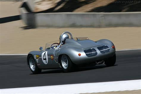 porsche 718 rs 60 spyder chassis 718 052 2006