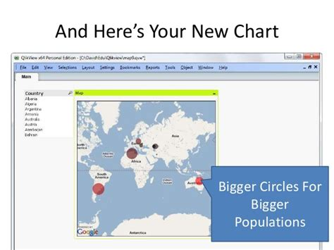 tutorial avanzado qlikview qlikview quick map charts