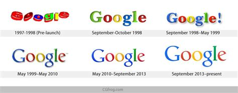 design the google logo pin 233 volution du logo google les 15 ans de google en photo