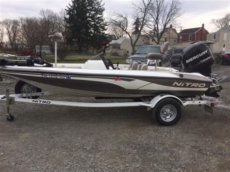 nitro 640 lx boats for sale nitro boats 640 lx vehicles for sale