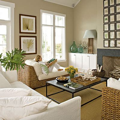 wall color ideas casual cottage inspirations on the horizon beautiful coastal living rooms