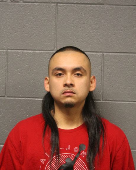 Arrest Records Chicago Oscar Ruacho Inmate 17365160 Cook County Near