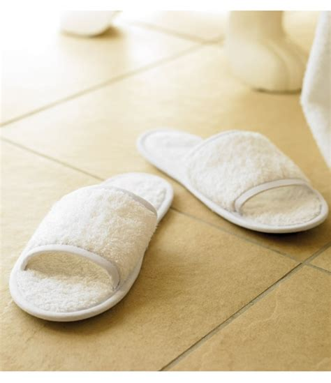 terry towel slippers towel city classic terry slippers