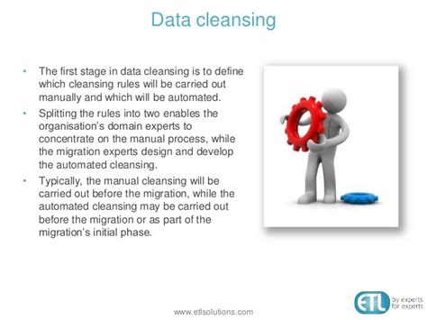 Detox Cleanse Definition by How To Prepare Data Before A Data Migration