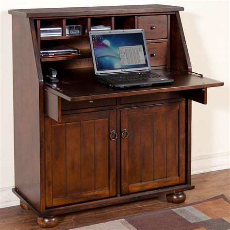 secretary desk with file storage santa fe collection santa fesecretary desk 2939dc