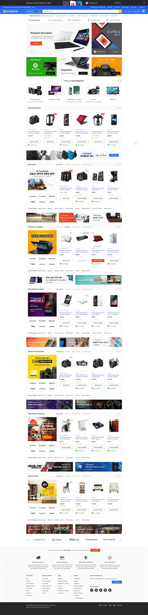 shopify themes california emartica responsive supermarket shopify template