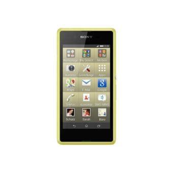 Casing Sony Xperia E3 Promo M E sony xperia e3 d2203 jaune 4g lte 4 go gsm