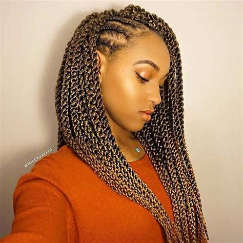 Cornrow And Twist Hairstyles by 31 Stunning Crochet Twist Hairstyles Page 2 Of 3 Stayglam