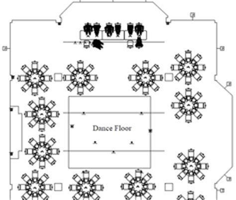 banquet floor plan software cast software