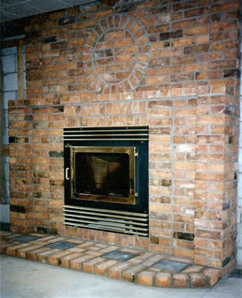 Factory Built Fireplace by Factory Built Wood Burning Systems