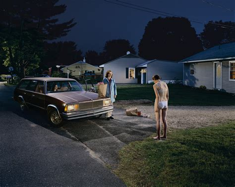 Gregory Lighting by Inhale Mag The American City At Twilight Gregory Crewdson