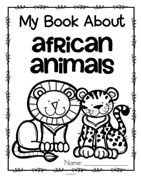 printable zebra book african animals preschool theme activities kidsparkz