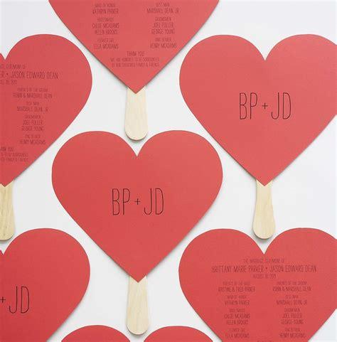 Free Printable Wedding Program Templates Popsugar Smart Living Fan Shaped Wedding Program Templates