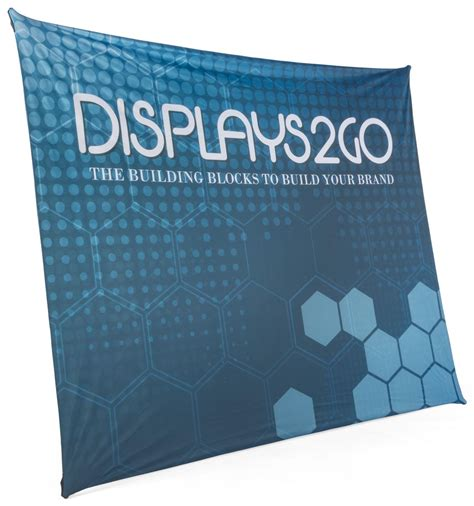 trade show backdrop design large format trade show graphics single sided printing