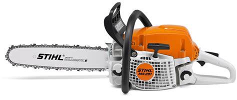 Gergaji Mesin Chainsaw harga jual stihl ms 291 mesin gergaji kayu chainsaw 16 inch 40 cm