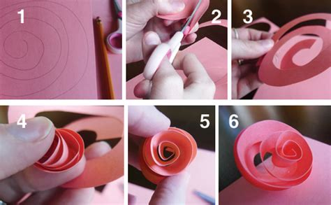 How To Make Colored Paper Flowers - diy archives page 3 of 3 veda house veda house