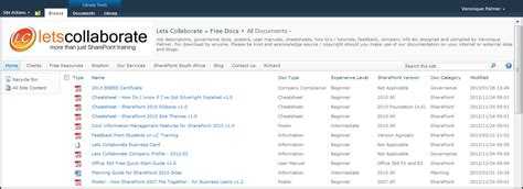 sharepoint 2013 document library template the difference between sharepoint 2010 lists libraries