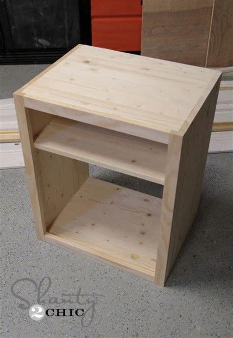 How To Make A Nightstand diy nightstand stuff she wants me to make diy