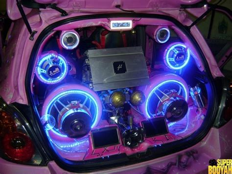 25 best ideas about audio system on pinterest outdoor 25 pictures of cars with badass sound systems car