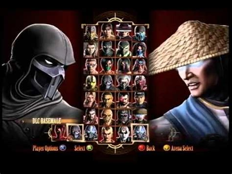 xbox 360 exclusive character for mortal kombat 9 mortal kombat 9 fujin dlc character 4 leaked gameplay footage xbox360 gameplay
