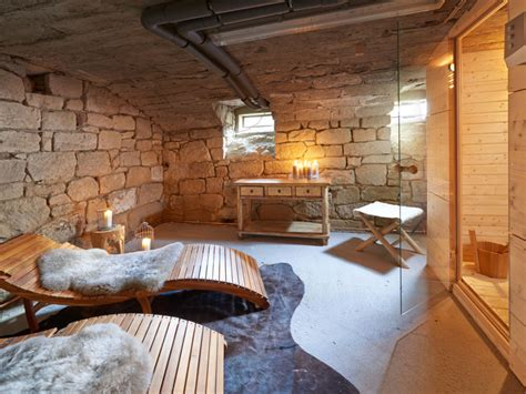saunaraum gestalten ferienhaus lemontree eifel rheinland pfalz frau linde