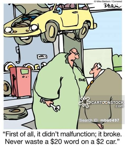 boat mechanic salary uk auto shop cartoons and comics funny pictures from