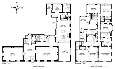 gracie mansion floor plan midweek floor plan porn 120 east end avenue variety
