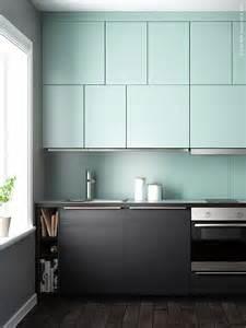 mint kitchens det monokroma k 246 ket ikea livet hemma inspirerande