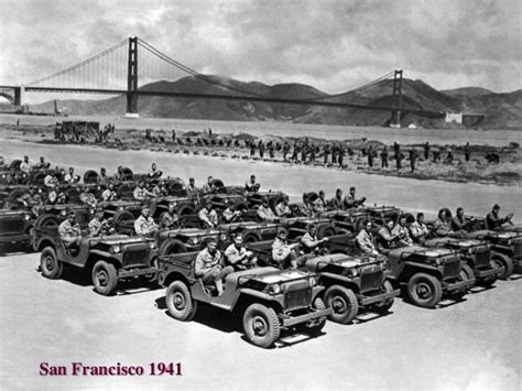 Sf Set Navy 333 jeep willys