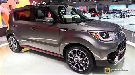 kia soul interior 2017 2017 kia soul exterior and interior walkaround debut