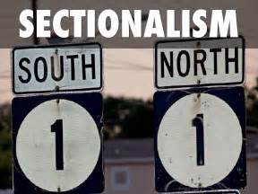 what does sectionalism sectionalism by gregory trieste