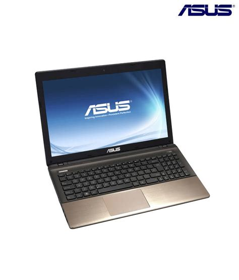 Laptop Asus K55vd I3 asus k55vd sx314d i3 2350 4gb 500gb 15 6 2gb nvidia graphics dos silver metal buy asus