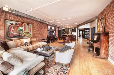 Apartment Rent One Month New York Rent Carlton S Soho Loft For 17 500 A Month
