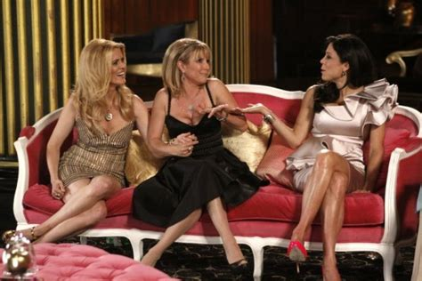 rhony reunion the 5 most shocking moments of the season 8 rhony