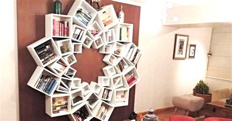 Cool Wall Shelves these creative bookshelves will awaken the bookworm in you