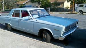 1966 plymouth valiant photos informations articles